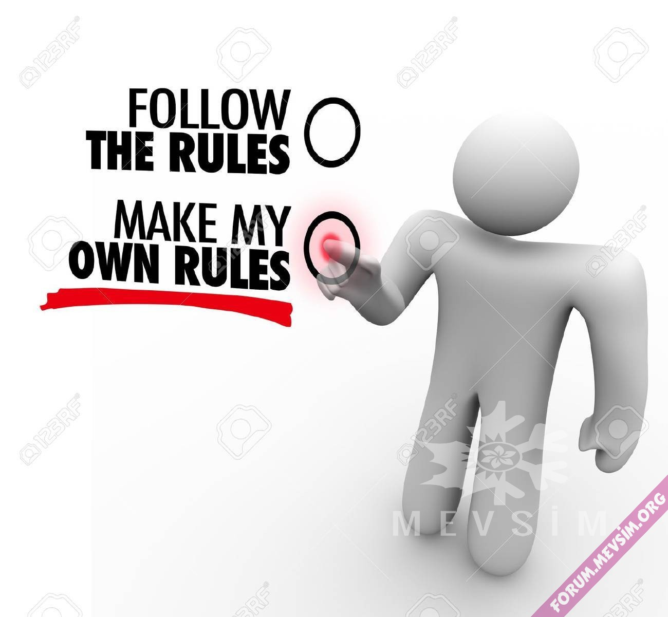 20622181-the-words-follow-the-rules-and-make-my-own-rules-on-a-touch-screen-and-a-person-choos...jpg